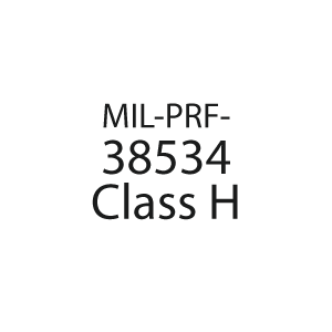 MIL-PRF-38534 Class H Qualified Company